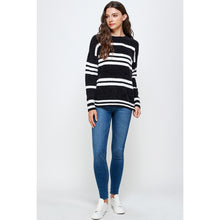 Load image into Gallery viewer, The Alex Striped Sweater