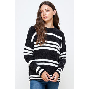 The Alex Striped Sweater