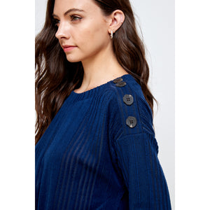 Becky Knotted Sweater