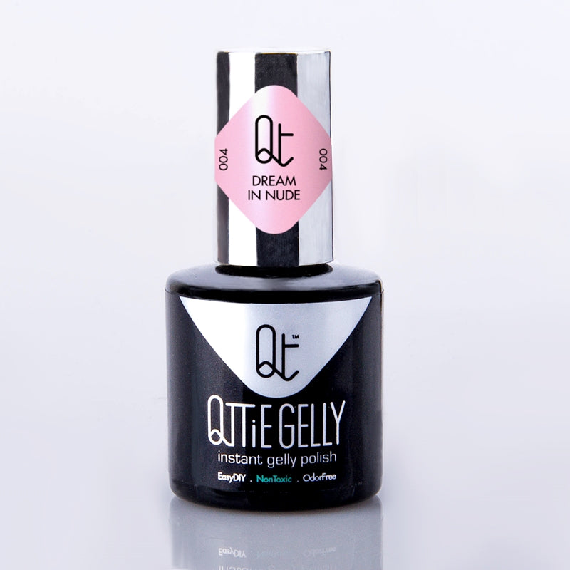 #4 Dream In Nude Qttie Gelly Color Gel 7ml