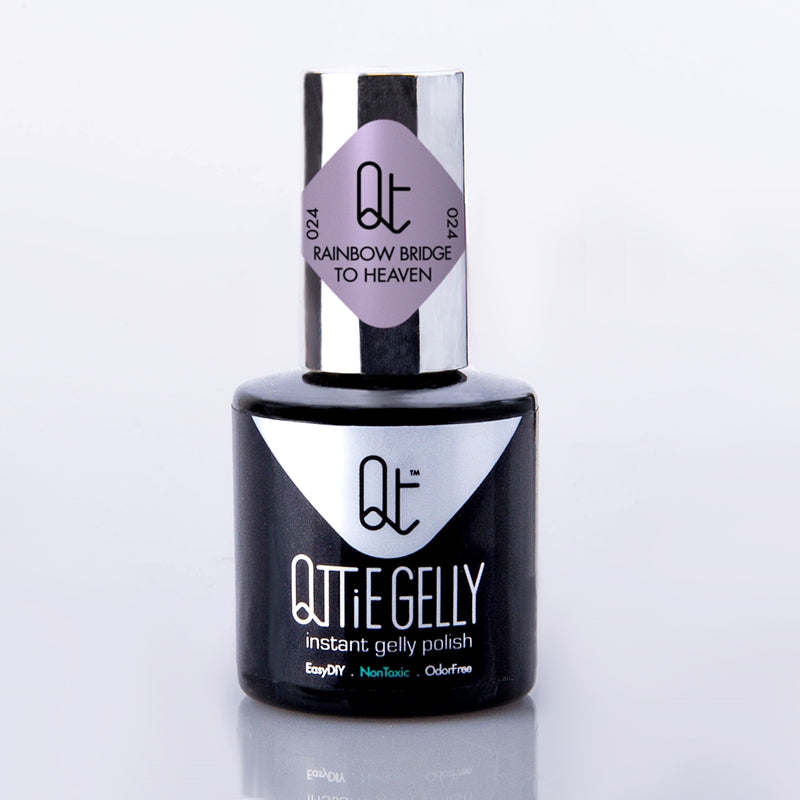#24 Rainbow Bridge To Heaven Qttie Gelly Color Gel 7ml