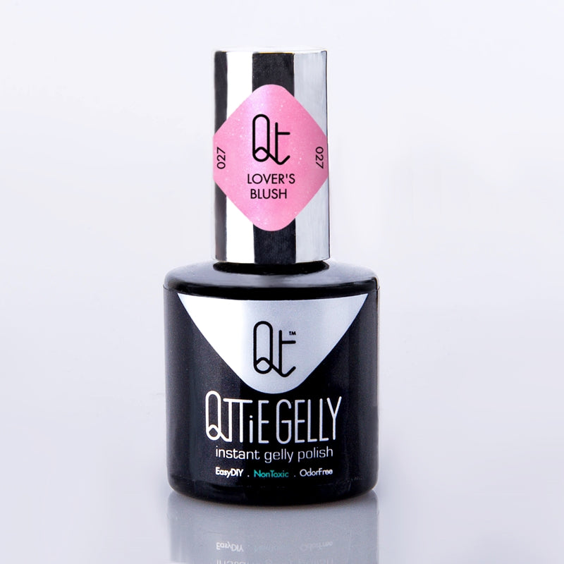 #27 Lover's Blush Qttie Gelly Color Gel 7ml