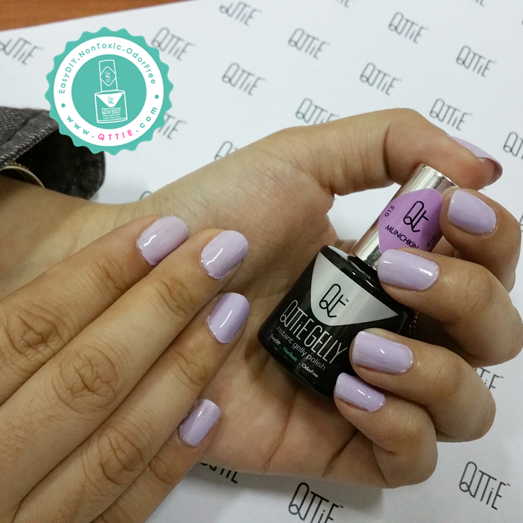 #15 Munchkin Qttie Gelly Color Gel 7ml