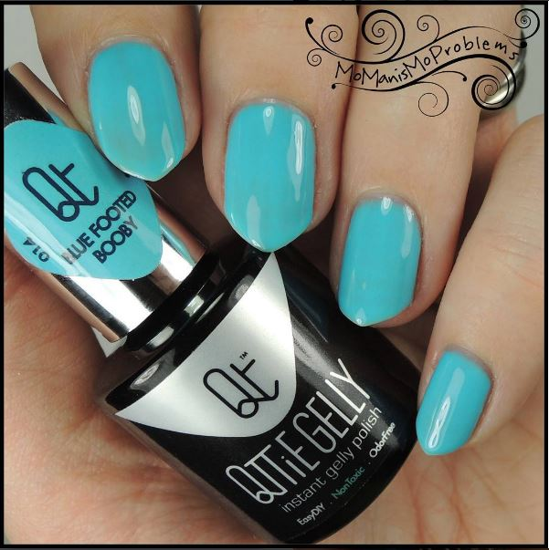#14 Blue-footed Booby Qttie Gelly Color Gel 7ml