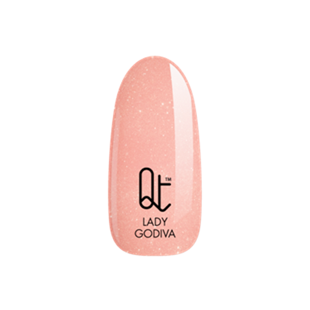 #28 Lady Godiva Qttie Gelly Color Gel 7ml