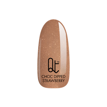 #29 Choc Dipped Strawberry Qttie Gelly Color Gel 7ml
