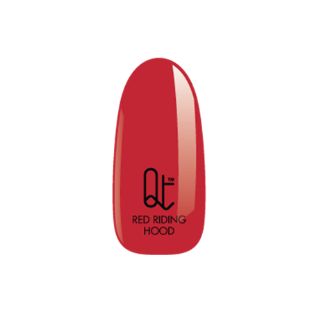 #8 Red Riding Hood Qttie Gelly Color Gel 7ml