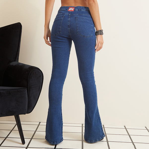 CALÇA DENIM LABELLAMAFIA 21230