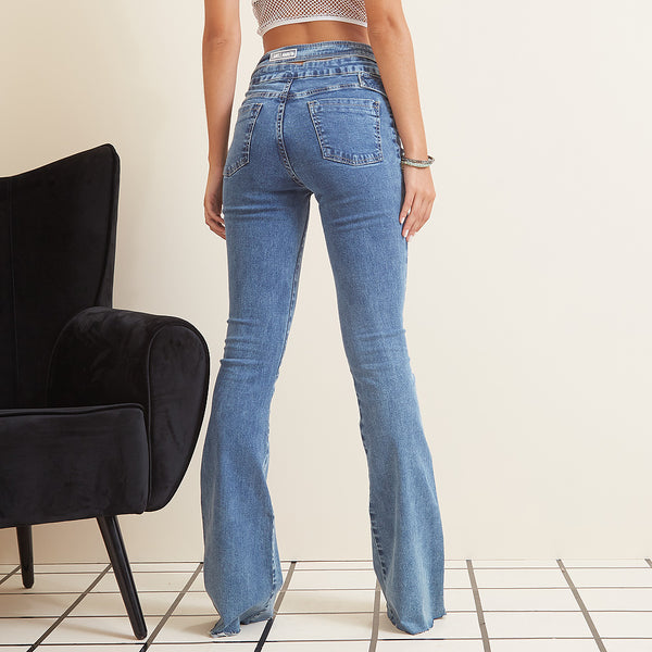 CALÇA DENIM LABELLAMAFIA 21231