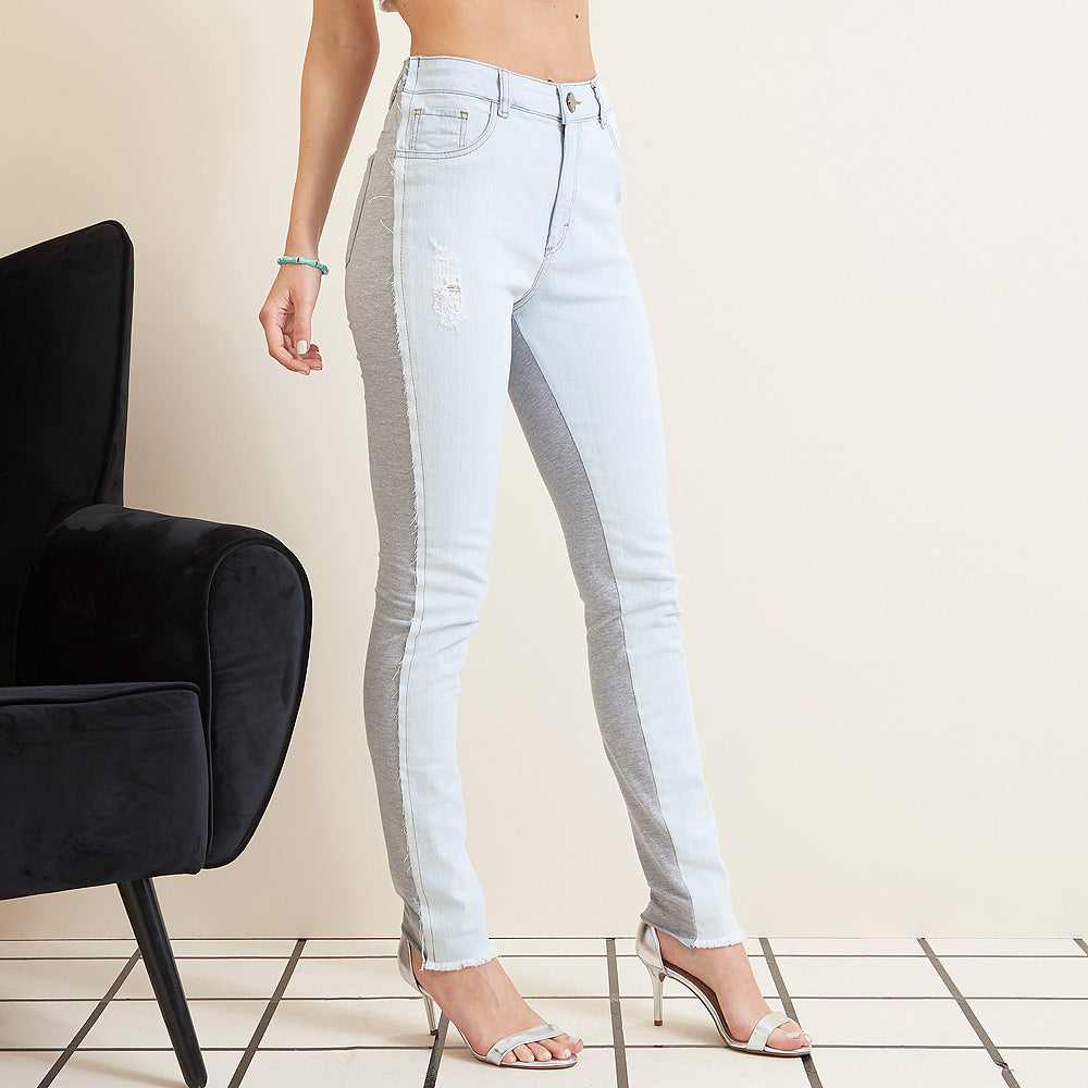 CALÇA DENIM LABELLAMAFIA 21232