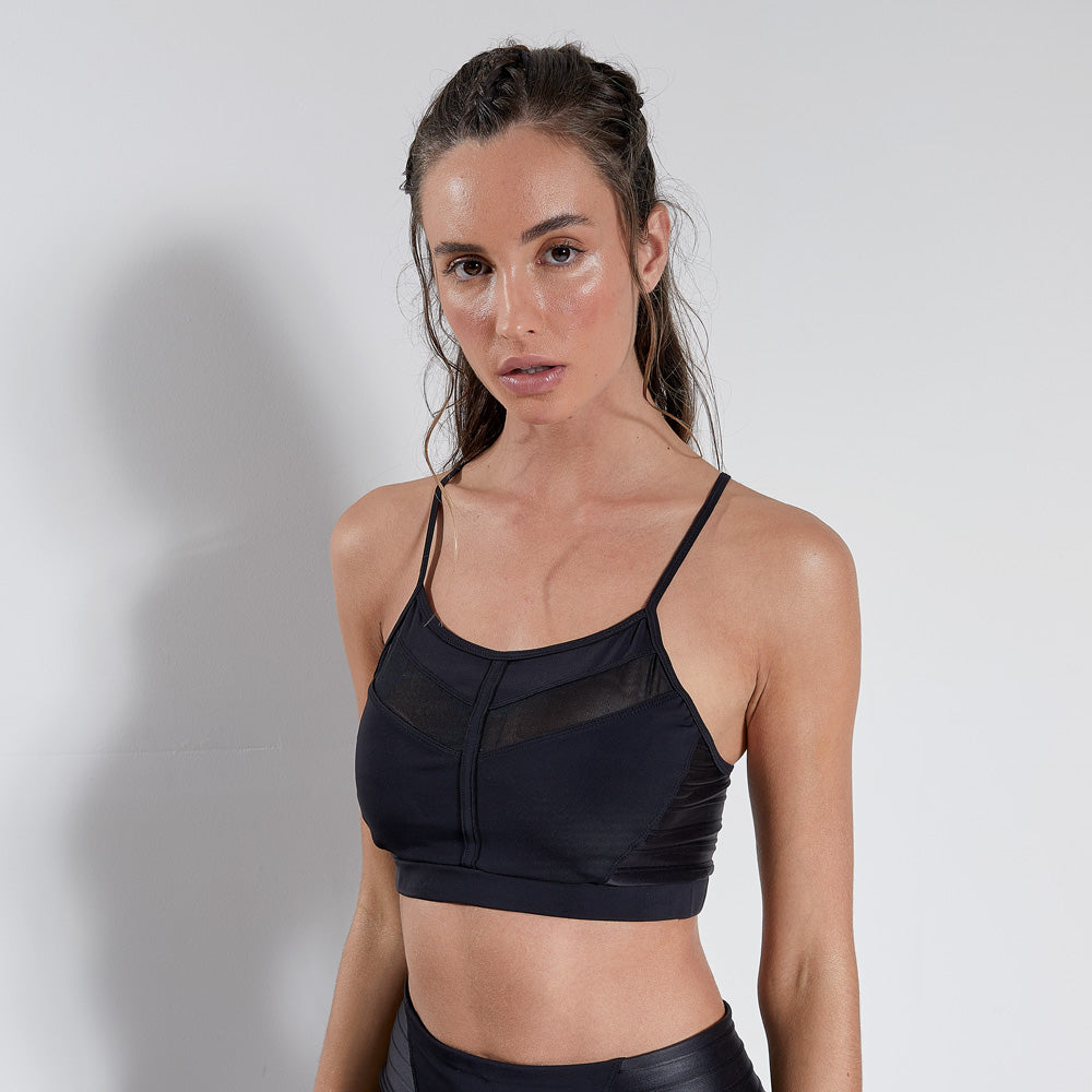 Top Allure Black