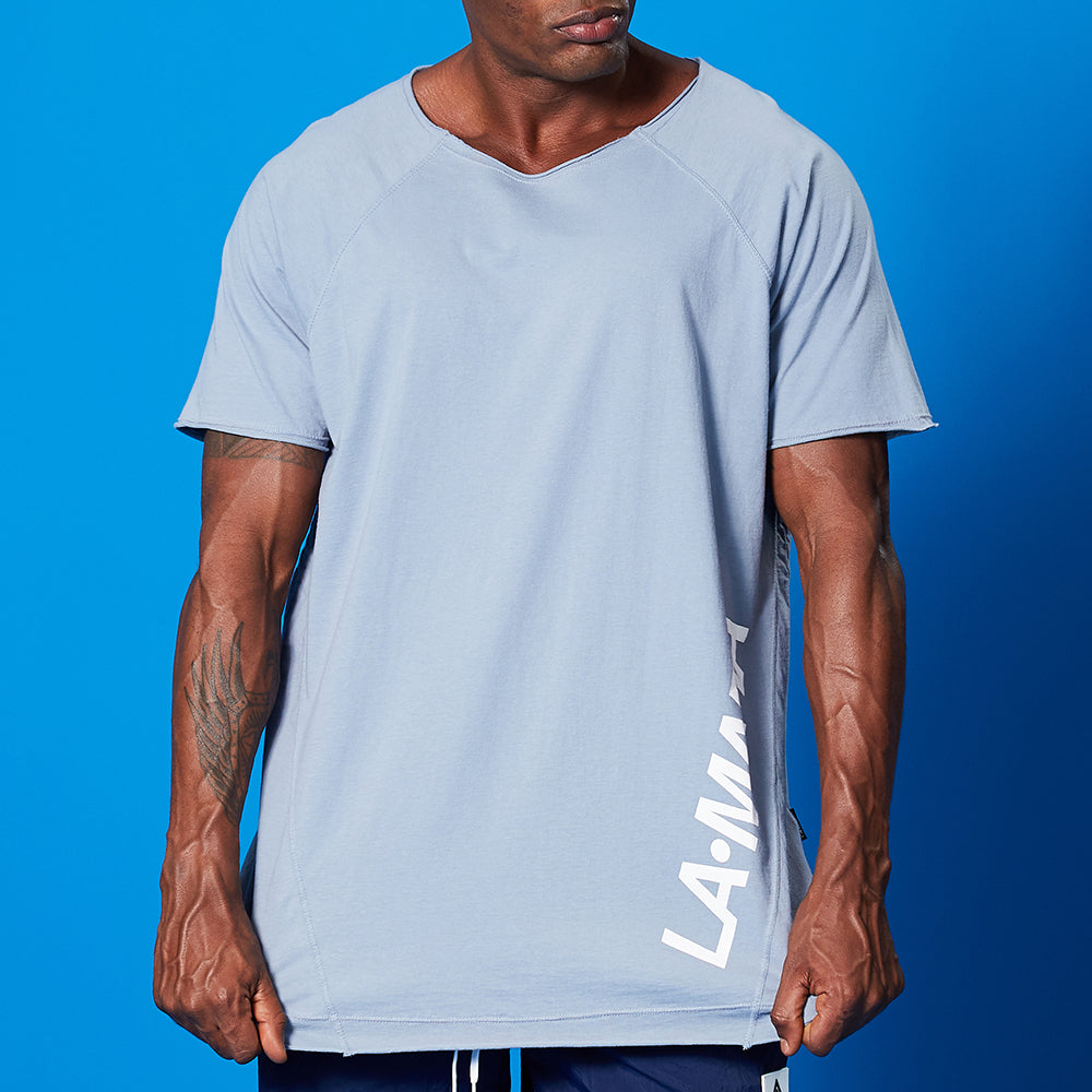 Camiseta Resort Fearless Blue