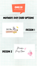 Load image into Gallery viewer, OMO Mother's Day Set C