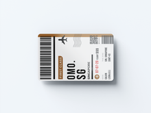 Load image into Gallery viewer, Boarding Pass Design