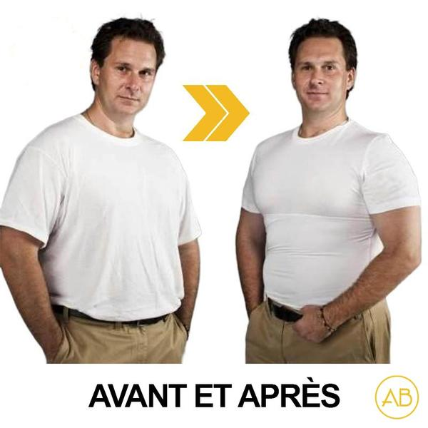 PowerShirt -L'Ultime T-Shirt Pour Homme