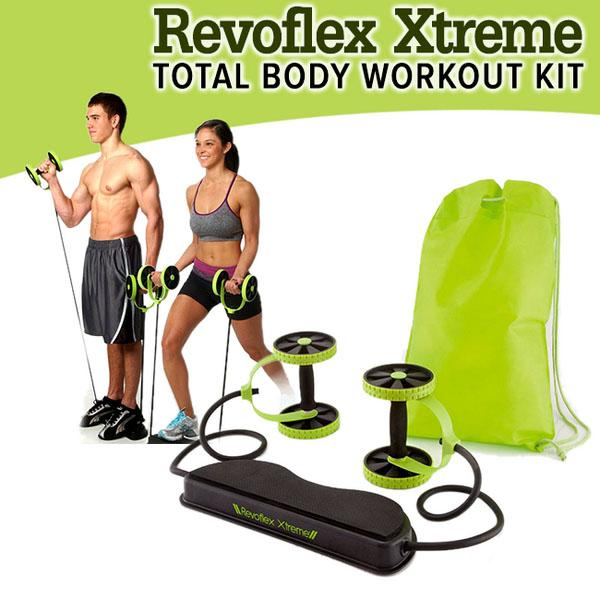 Revoflex Xtreme -FULL BODY WORKOUT - OUBYA