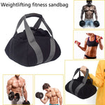 Adjustable Sandbag Portable Kettlebell Weight