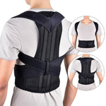 Adjustable Lumbar Brace & Posture Correction