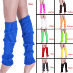 Women Leg Warmers Knee High