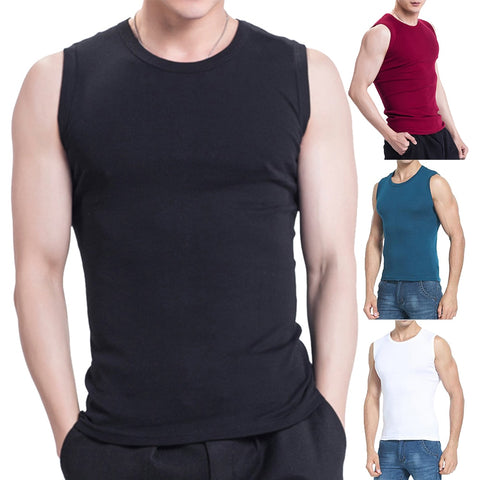 Mens Tank Top Cotton