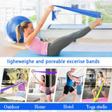 3PCS Yoga Pilates Resistance Bands