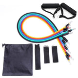 11pcs Resistance Band Home Gym