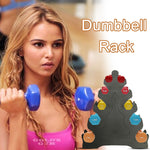 5 Tier Dumbbell Rack