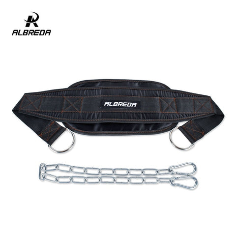 Weight Lifting Dip/Pull Up Load Belt