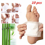 10 Pcs/Pack Detox Foot Pads Weight Loss