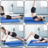 Suction cup sit ups machine home gym