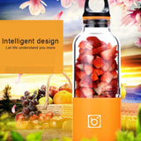 Electric Juicer Cup Extractor USB Squeezers Blender Smoothie Fruit Citrus Orange Lemon Juicer Rechargeable Bottle Juice