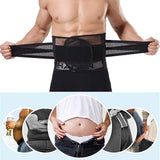 Men Tummy Slimming Belt Waist Trainer