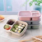 Lunch Box Picnic Container Food Prep