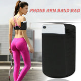 Mobile Phone Arm Band with Pocket