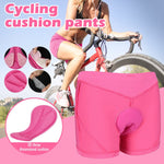 3D Gel Pad Cycling Shorts WOMEN