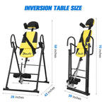Gravity Inversion Table Foldable