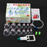Medical Vacuum Cupping Suction Therapy 12 pcs and 6 pcs