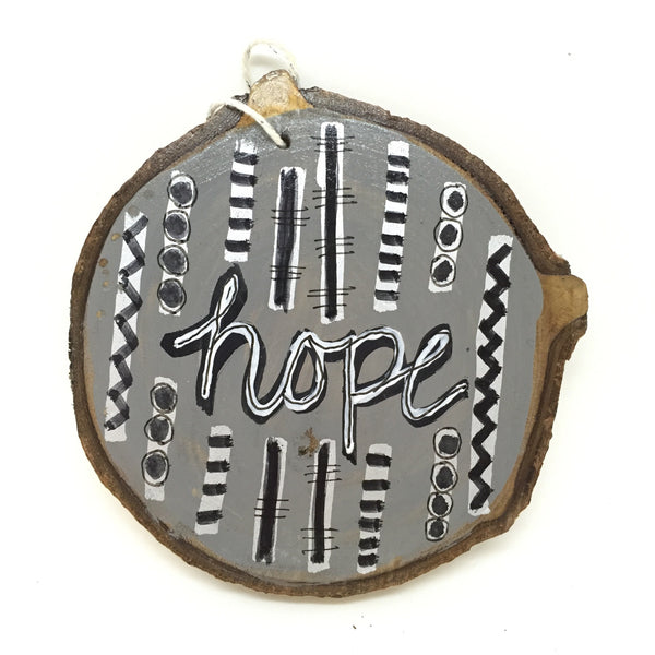 One of a Kind Hope Ornament