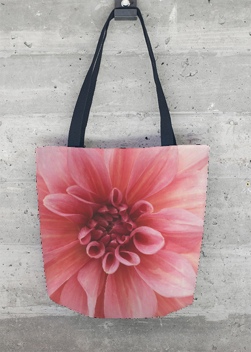 VIDA Tote Bag - Dahlia by VIDA