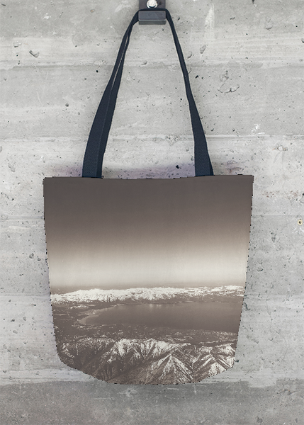 Somwhere Over Tahoe Tote