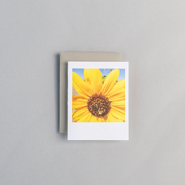 A2 Folded Card - last colors of summer
