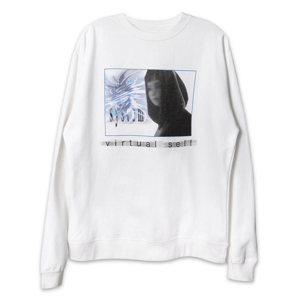 Blur Crewneck Sweater