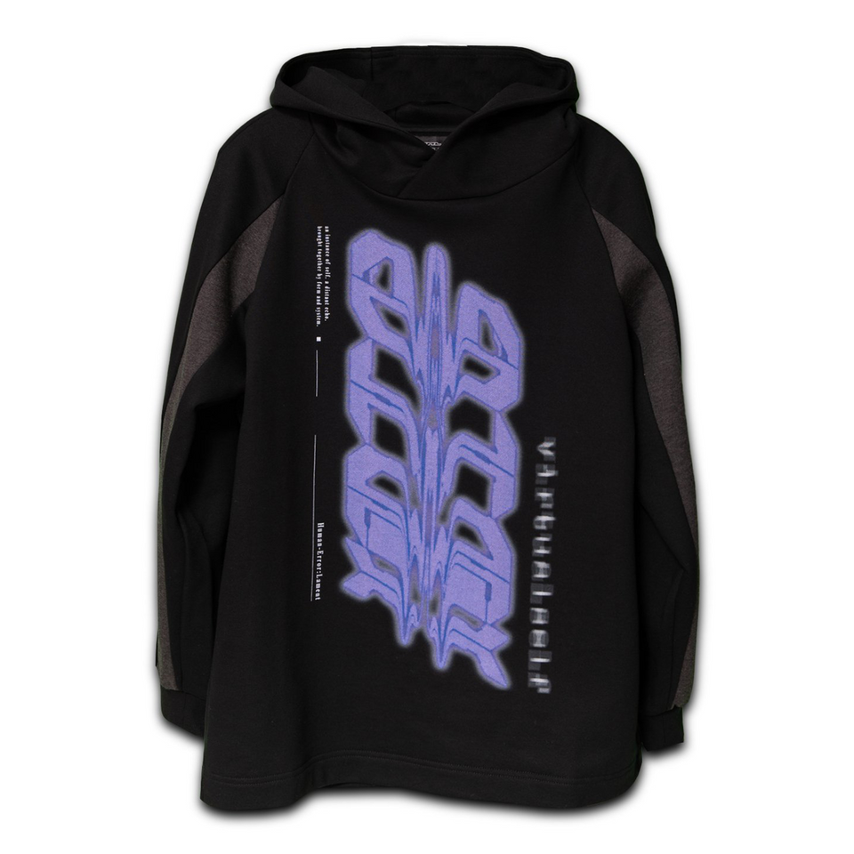 Chloma + Virtual Self Unisex Parka