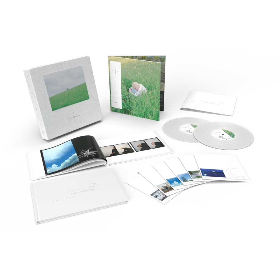 nurture 2lp deluxe vinyl box set + digital album