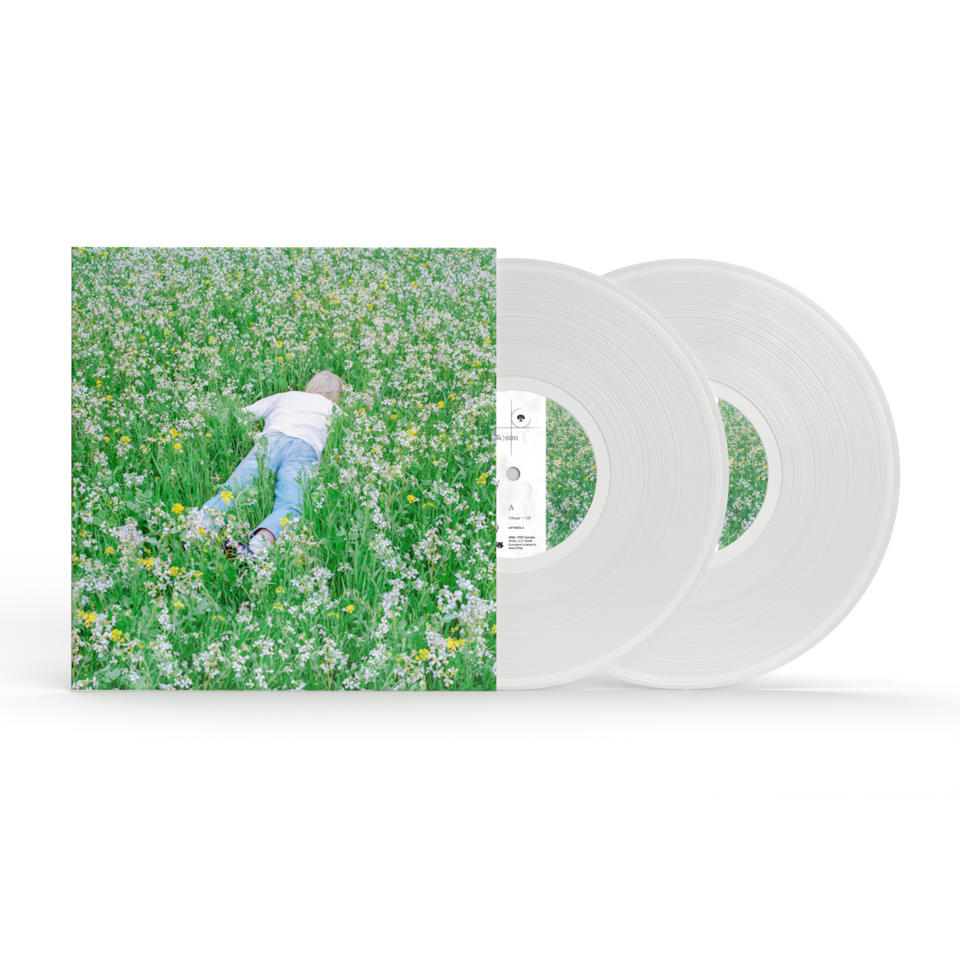 nurture 2lp standard vinyl + digital album
