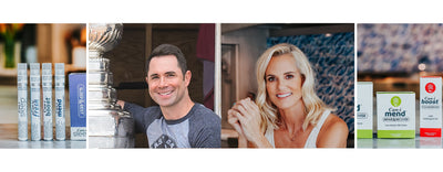 A Conversation About CBD & Wellness with Dara Torres & Andy O'Brien Sunday, Sept 29th