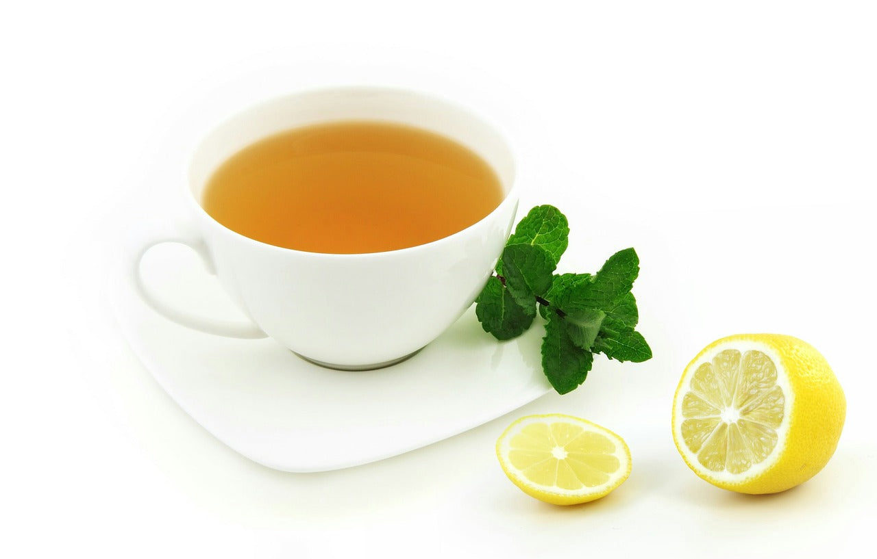 CBD Lemon Tea
