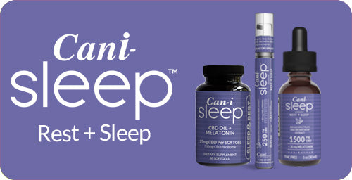 Cani-Sleep CBD for Sleep
