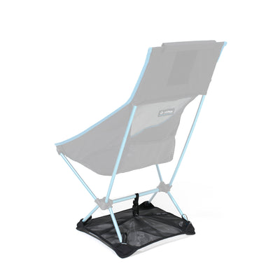 Helinox Australia Ground Sheet Chair Two: Black