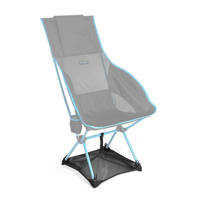Helinox Australia Ground Sheet Chair One XL and Savanna Chair: Black